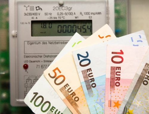 Preisanpassung für Strom und Gas zum 1. Januar 2021
