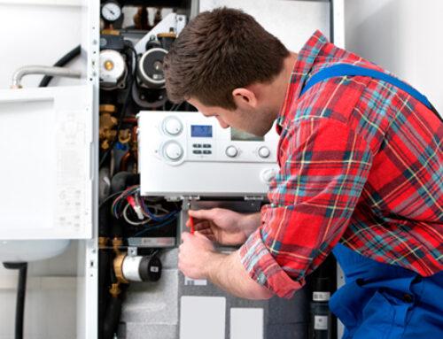 Gasleitungen und -geräte regelmäßig prüfen